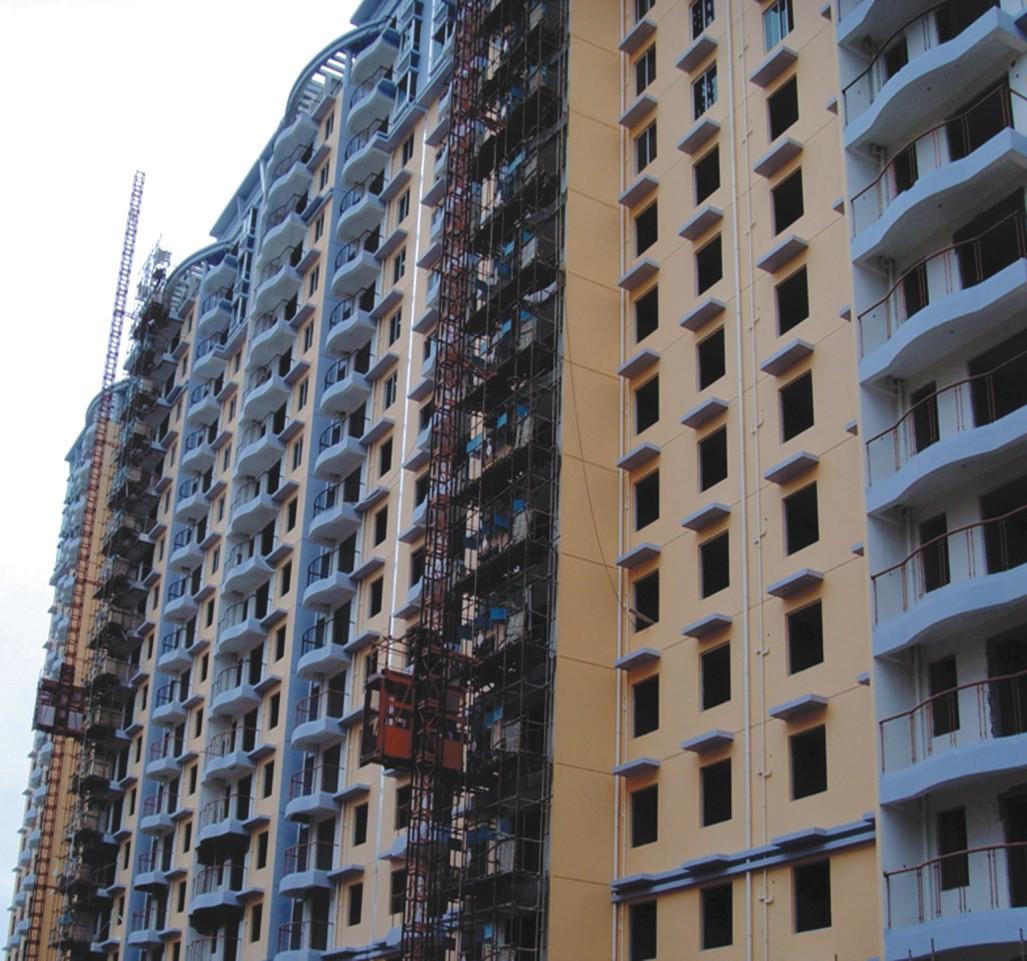 福建・海峡公寓