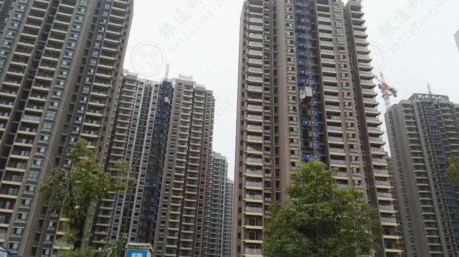 安徽蚌埠滨湖新区-银通实例工程